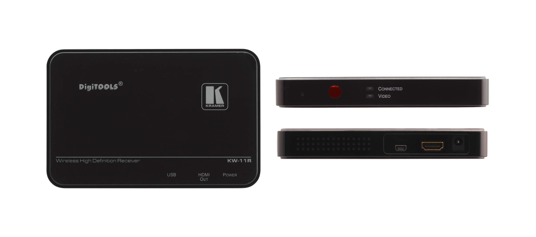 Kramer KW−11 Transmitter/Receiver Gets High Marks from Top Testers