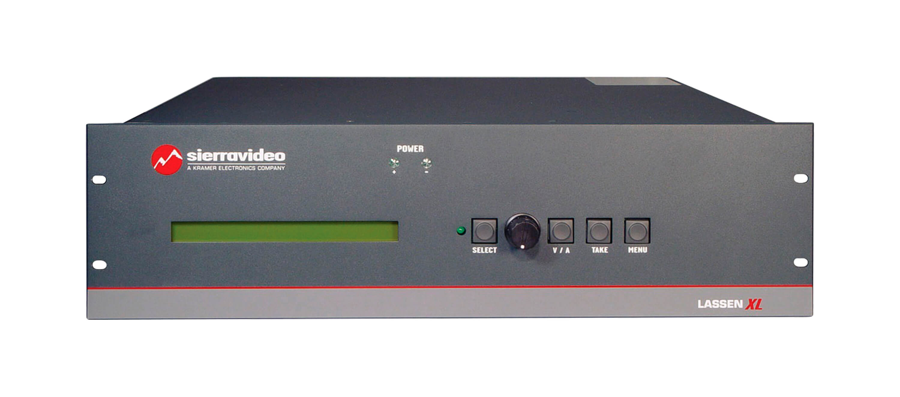 Lassen XL 32x32 Composite Video Router Family