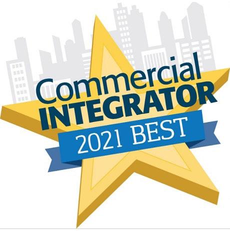Kramer Wins Three Commercial Integrator 2021 BEST Awards